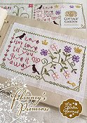 Cottage Garden Samplers - February's Primrose