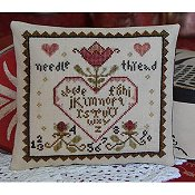 Abby Rose Designs - Primitive Heart