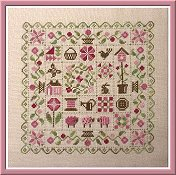 Jardin Prive - Patchwork Printemps