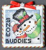 Frony Ritter Designs - Snow Buddies Winter Series THUMBNAIL