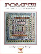 Carolyn Manning Designs - Pompeii - The Garden Labyrinth Collection