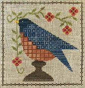 Artful Offerings - Bluebird Garden