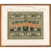 Country Cottage Needleworks - Welcome Spring