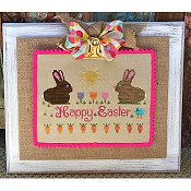 Pickle Barrel Designs - Chocolate bunnies THUMBNAIL