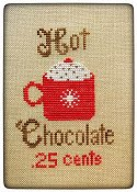 Pickle Barrel Designs - Winter Weekend Series Part 3 - Hot Chocolate THUMBNAIL
