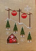 Pickle Barrel Designs - Winter Weekend Series Part 2 - Cable Cars THUMBNAIL