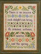 Elizabeth's Designs - Delightful Seasons