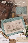 Jeannette Douglas Designs - Letters From Mom - Info & Envelope Cover THUMBNAIL
