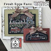 Hands On Design - Chalk On The Farm - Fresh Eggs Farm