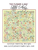 Carolyn Manning Designs - The Flower A Day Stitch Along