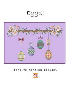 Carolyn Manning Designs - Eggz! MAIN