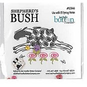 Jabco Button Pack - Shepherd's Bush - Spring Notes THUMBNAIL