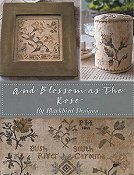 Blackbird Designs - And Blossom As The Rose THUMBNAIL