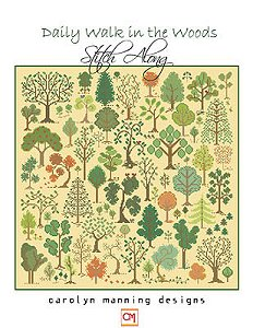 Carolyn Manning Designs - Daily Walk in the Woods Stitch Along MAIN