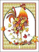 Vickery Collection - October Rooster