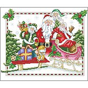 Vickery Collection - Santas Ready THUMBNAIL