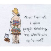 MarNic Designs - When I Am Old... What's She Up To Now!