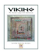 Carolyn Manning Designs - The Garden Labyrinth Collection - Viking THUMBNAIL