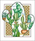 Vickery Collection - Cactus, Cactus, Cactus THUMBNAIL
