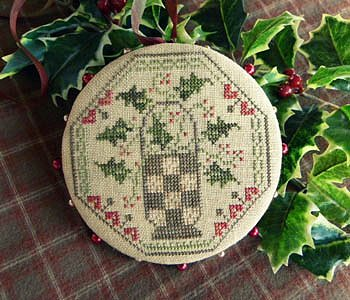 Threadwork Primitives - Quaker Holly Pinwheel MAIN