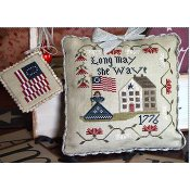 Abby Rose Designs - Long May She Wave - A Patriotic Series Part 1
