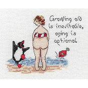 MarNic Designs - When I Grown Old... Growing Old Is Inevitable