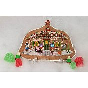 Blackberry Lane Designs - Gingerbread Camper