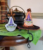 Blackberry Lane Designs - Hocus Pocus I - Oops Ah' Ribbit