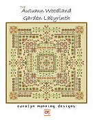 Carolyn Manning Designs - The Garden Labyrinth Collection - Autumn Woodland THUMBNAIL