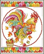 Vickery Collection - November Rooster