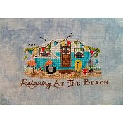 Blackberry Lane Designs - Relaxing At The Beach
