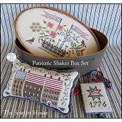 The Scarlett House - Patriotic Shaker Box Set