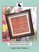 Cross Stitch Antiques - Suffer Little Children THUMBNAIL