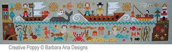 Barbara Ana Designs - New World Part 5 - Over The Seas MAIN