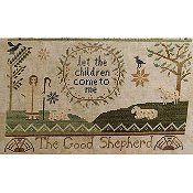 Shakespeare's Peddler - Jenny Bean - For the Parlor Part Four - The Good Shepherd THUMBNAIL