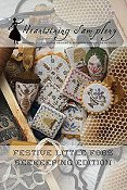 Heartstring Samplery - Festive Little Fobs - Beekeeping Edition THUMBNAIL