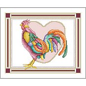 Vickery Collection - February Rooster THUMBNAIL