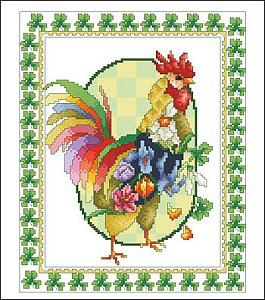 Vickery Collection - March Rooster