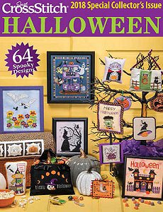 Just Cross Stitch 2018 Halloween Special Collector's Issue