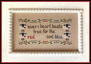 Country Cottage Needleworks - Every Heart MAIN