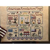 Mani Di Donna - American Revolution Flags