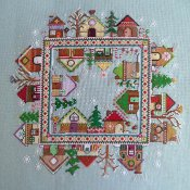 Carolyn Manning Designs - Gingerbread Village