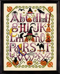 Bobbie G Designs - Halloween Sampler MAIN