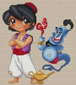 Les Petites Croix De Lucie - Aladin Et La Lampe Magique (Aladdin and the Magic Lamp)_THUMBNAIL
