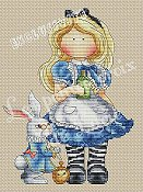 Les Petites Croix De Lucie - Alice And The Rabbit