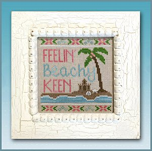 Country Cottage Needleworks - Beachy Keen MAIN