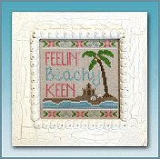 Country Cottage Needleworks - Beachy Keen THUMBNAIL