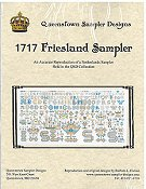 Queenstown Sampler Designs - 1717 Friesland Sampler THUMBNAIL