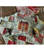 Summer House Stitche Workes - Fragments In Time 2018 No. 5_THUMBNAIL