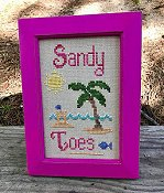 Pickle Barrel Designs - Sandy Toes THUMBNAIL